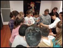 Szamos Csokoládé Múzeumban jártunk hír borítója