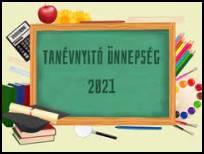 Tanévnyitó 2021 hír borítóképe